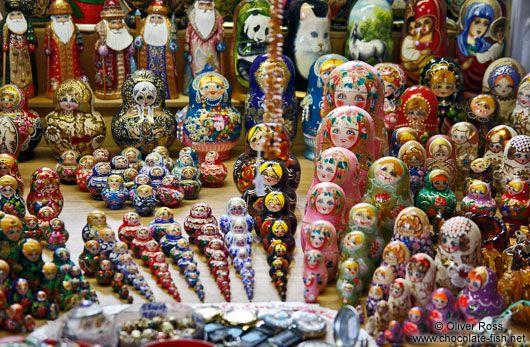 Budapest People | budapest market matryoshkas keywords souvenirs dolls budapest market ...