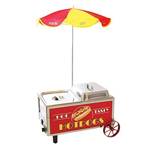 Hot Dog Cart Manufacturers In Texas