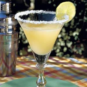 Classic Margarita - Prep: 10 min. Make any size batch of this recipe and all the variations by simply multiplying the ingredient measurements by the desired number of servings. For larger batches, stir together all ingredients in a pitcher until powdered sugar is dissolved. Chill and serve over ice. For a sweeter drink, use 1/2 cup powdered sugar instead of 1/3 cup..  Print this recipe at AmericanFamily.com.