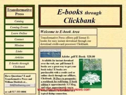 E books Through Clickbank1