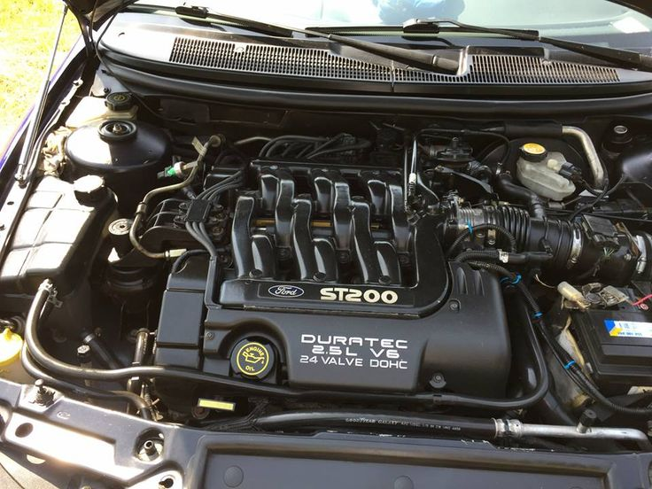 Ford Mondeo mk2 ST200