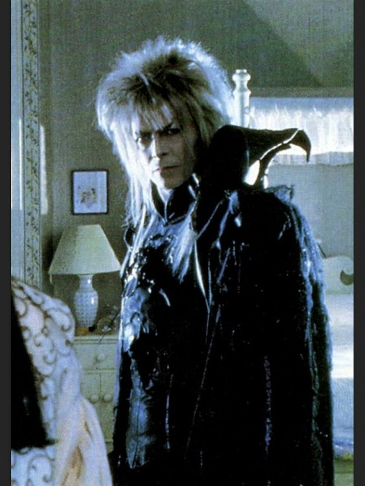 jareth the goblin king labyrinth 1986 labyrinth pinterest. Black Bedroom Furniture Sets. Home Design Ideas
