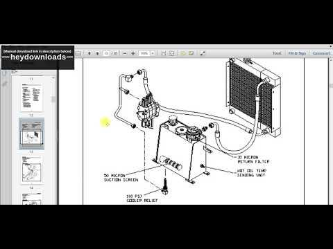 Terex Pt 50 Pt 60 Track Loader Service Repair Manual In 2020 Repair Manuals Repair Manual