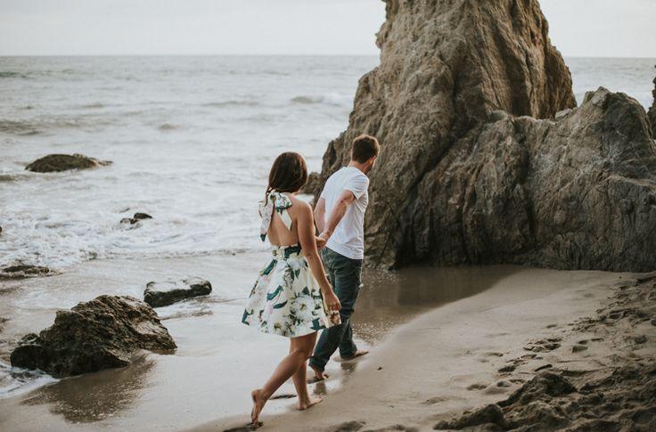 Пляж Эль-Матадор, Малибу, юбилейной сессии, сессии взаимодействия, Калифорния фотограф, Калифорния, свадебный фотограф, свадебный фотограф ла, Лос-Анджелес свадебный фотограф