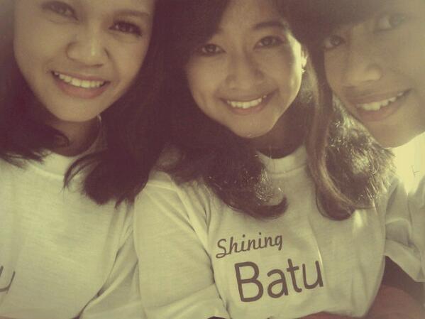 #ShiningBatu