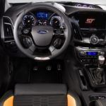 2017 ford focus rs interior driver