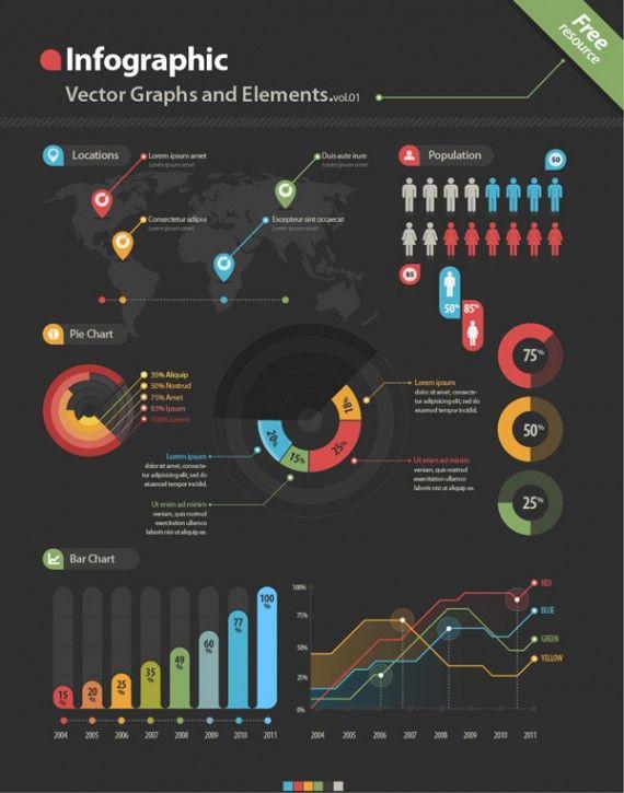 24-Infographic-Vector-Grafiken