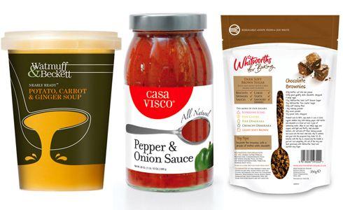 Food Package Design: See-Thru Spoons