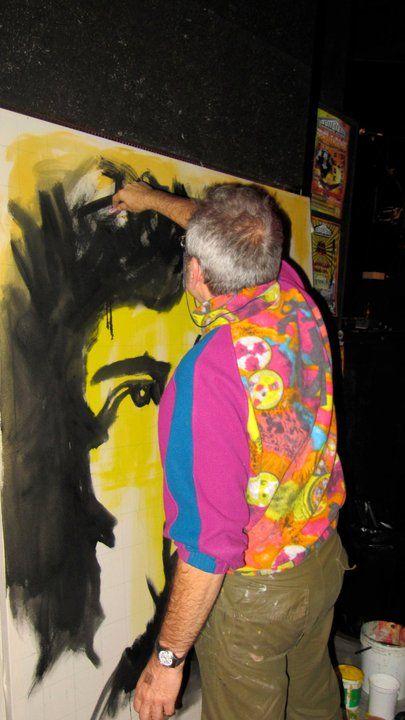 Novembre 2011 - Dipinto LIVE al Sottotetto di Bologna #arte #quadri #art #paintings #francori #modena #musica #music  Visita il mio sito: www.francori.it