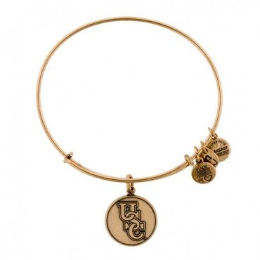 University of South Carolina Logo Charm Bangle, Alex And Ani, $32