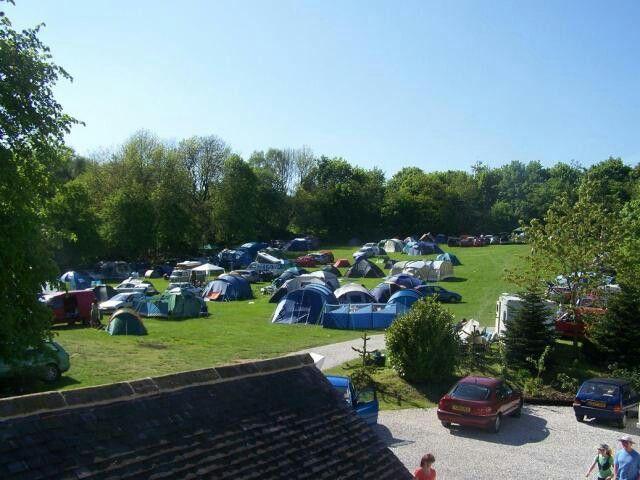Barn Farm Campsite, Matlock, Derbyshire