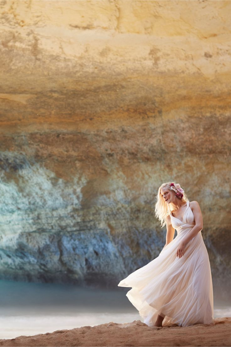 BHLDN Ginger Convertible Maxi Dress in  Dresses View All Dresses at BHLDN