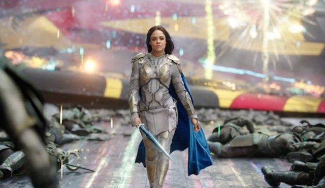 Comic-Con: Tessa Thompson, Karl Urban and Taiki Waititi on Thor