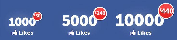 Comprare Fans Facebook Italiani