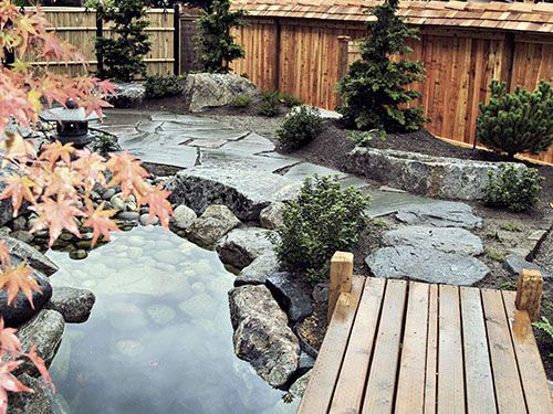 Best 25 japanese water gardens ideas on pinterest for Japanese garden pond design