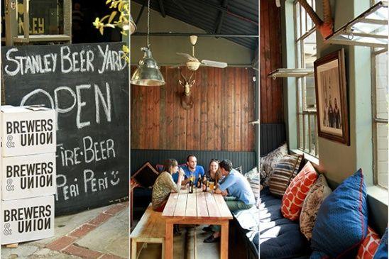 The Stanley Beer Yard