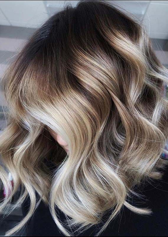 Fantastic Blonde Balayage Hair Colors Trends To Follow In 2020 Stylesmod Medium Length Hair Styles Medium Hair Styles Hair Styles