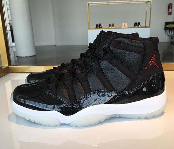 Nike Air Jordan Xi Retro Fresco Gris 2010 De Camaro sneakernews elección de salida xFvE2DaYM