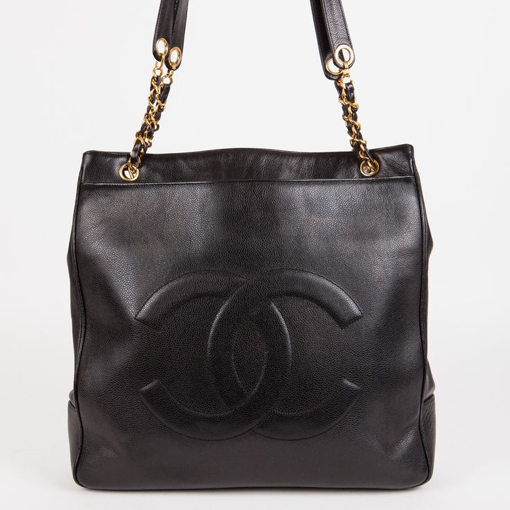 Chanel Shopping Tote (Authentic Pre Owned)