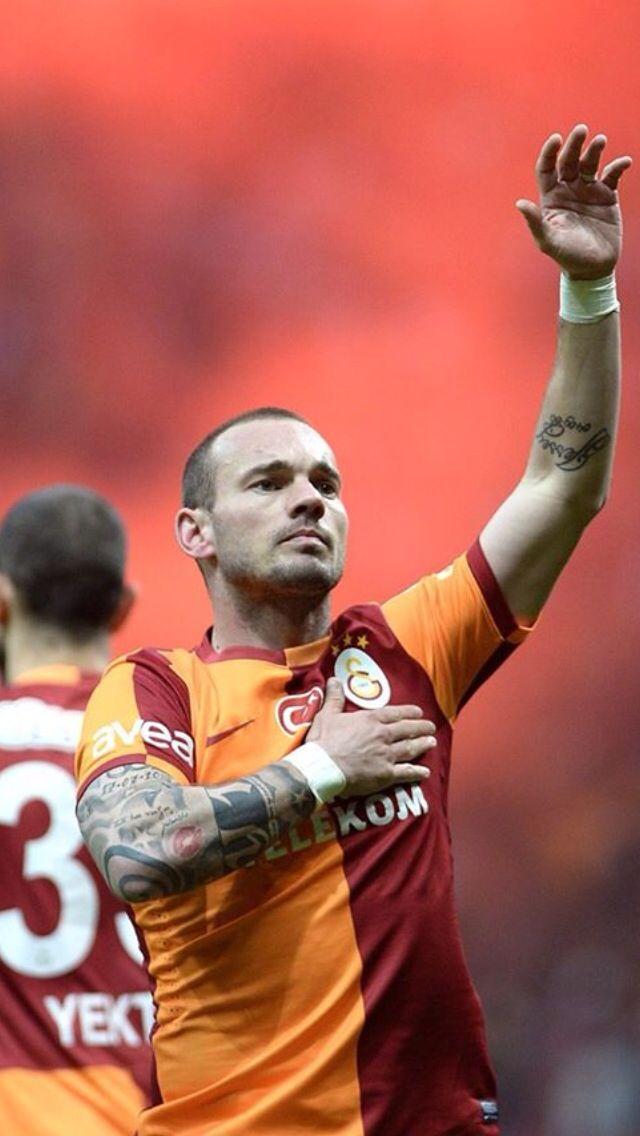Wesley Sneijder | Sportfanzine #soccer #football #galatasaray