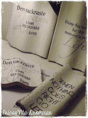 Erican Vaaleita Unelmia: kattotiili