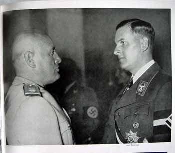 Julius Striecher and Baldur von Schirach,
