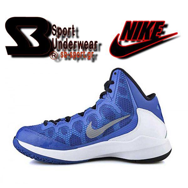 Nike Zoom Without A Doubt M Το ανδρικό μποτάκι μπάσκετ  Nike Zoom Without A Doubt M σε μπλέ χρώμα, αποτελείται από συνθετικό δέρμα και εσωτερική υφασμάτινη επένδυση με μαξιλαράκια. Είναι διάτρητο για καλύτερη αναπνοή του ποδιού και διαθέτει μαλακό πάτο και πατενταρισμένη αερόσολα, για εξαιρετική άνεση και αντικραδασμική προστασία. Η καμπύλη στην εξωτερική σόλα, εξασφαλίζει καλύτερη στήριξη ενώ το σχήμα ψαροκόκκαλου, γερό κράτημα. Κατάλληλο για γήπεδα και βόλτες με στύλ.