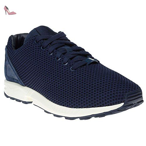 ZX Flux, Chaussures de Gymnastique Homme, Bleu (New Navy/New Navy/Running White), 54 2/3 EUadidas