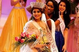 Srishti Kaur crowned Miss Teen Universe 2017 beating 25 contestants from around the world :http://gktomorrow.com/2017/04/28/srishti-kaur-miss-teen-universe-2017/