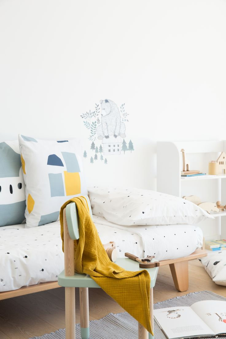 Ropa de cama infantil. Diseñada y fabricada en España. Ropa de cama infantil. Kids Room Inspiration. Modern Rooms #duvetcover #fundanordica #kidsroom