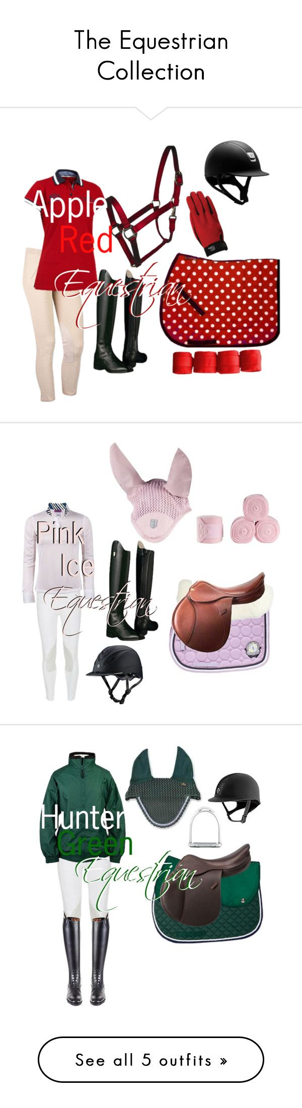 """""""The Equestrian Collection"""" by princesskk12 ❤ liked on Polyvore featuring Ariat, Coolmax, Comfort Products, Hermès and The North Face"""