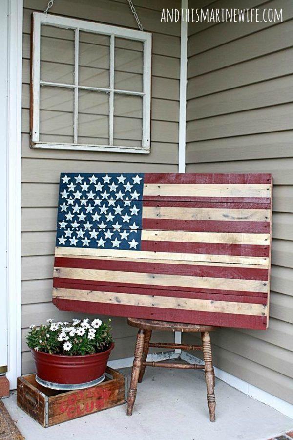 Patriotic Crafter Challenge!