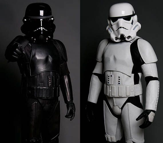 Have Imperial Armor, Will Ride  When I win the lotto Alex is sooooo getting this!!