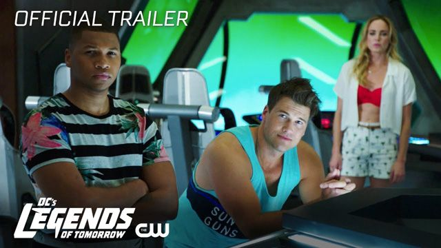 The Legends of Tomorrow Season 3 Time Remix Trailer The Legends of Tomorrow Season 3 time remix trailer The CW has released a newDCs Legends of Tomorrow Season 3 Time Remix trailer which you can watch in the player below. Titled Aruba-Con the premiere will air on Tuesday October 10 at 9 p.m. afterThe Flash Season 4 premiere. After the defeat of Eobard Thawne and his equally nefarious Legion of Doom the Legends face a new threat created by their actions at the end of last season. In…