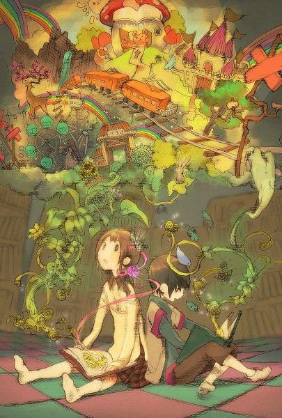 Tags: Anime, Original, Pixiv, Koto Mutsu