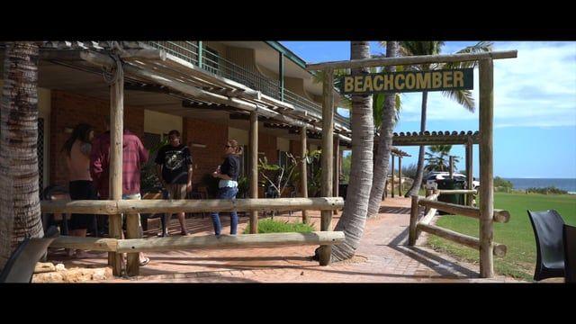Kirsty & Dean Coral Bay Wedding Highlights  Wedding Film. Cinematic. Videography. Perth Brides. Western Australia