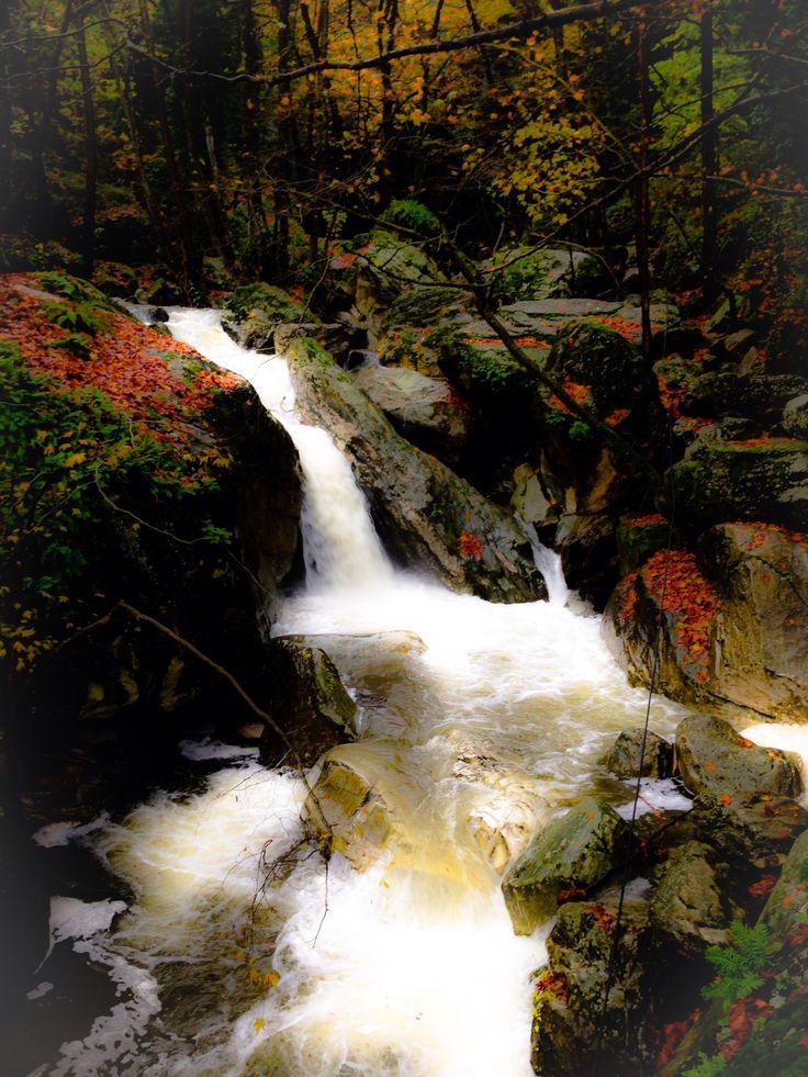 Pilio in autumn, Greece