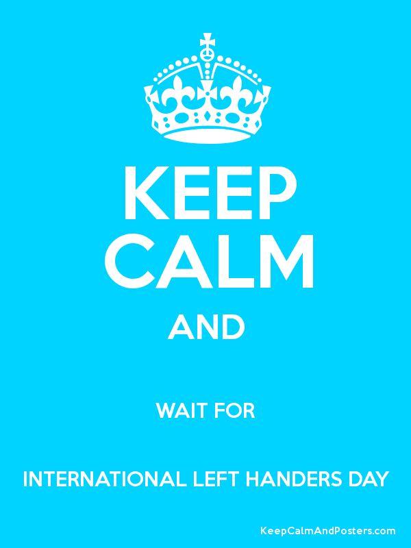 left handers day - photo #12