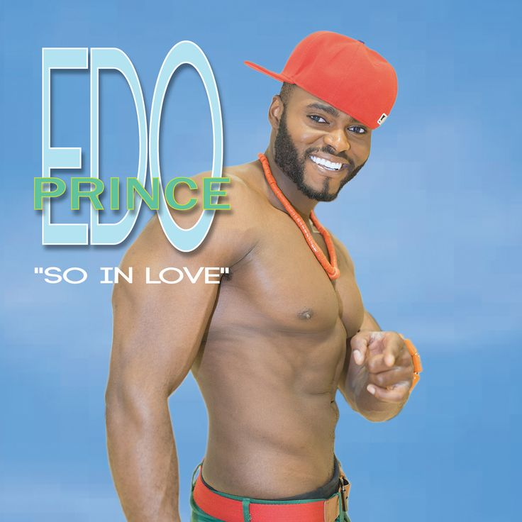 """Watch Edo Prince performing the music video for his hit single """"So In Love""""."""