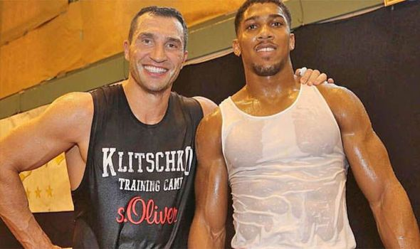 Anthony Joshua v Wladimir Klitschko could be CANCELLED: This is why
