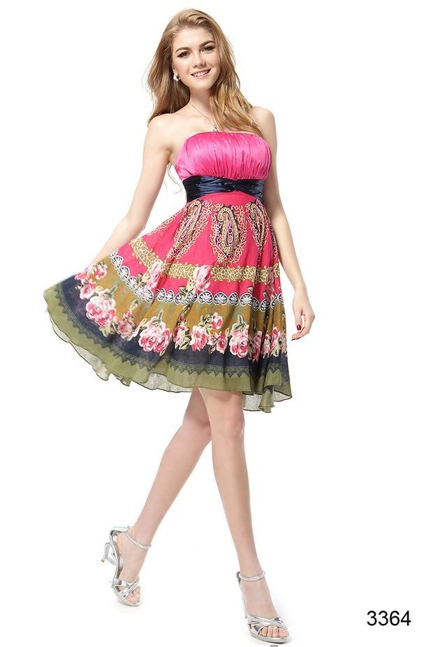 Short Evening Prom dress SED03364HP - Evening, Cocktail dresses - Dresses