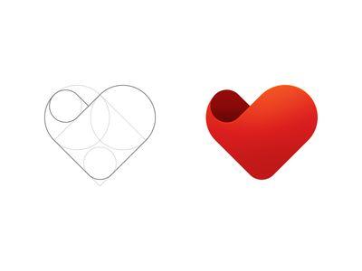 Dribbble. (2016). Heart Logo. [online] Available at: https://dribbble.com/shots/2436967-Heart-Logo [Accessed 8 Nov. 2016].