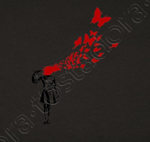 Camiseta Banksy - nº 255542 - Camisetas latostadora