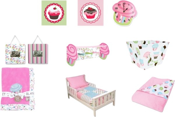 79 Best Cupcake Bedroom For Katie Images On Pinterest
