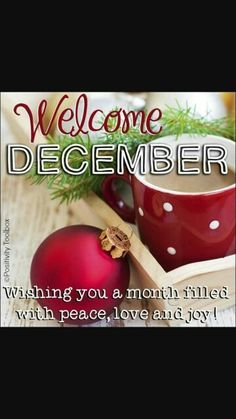 welcome december images | ... | Welcome December, Welcome December Images and December Images