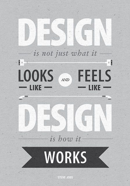 Design is how it works / Flickr - Photo Sharing! on imgfave