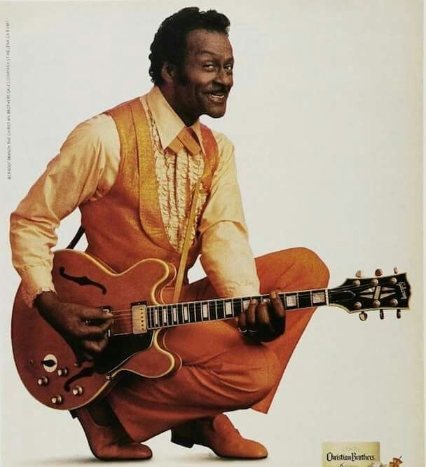 Go Johnny go,... Rest in peace Chuck Berry