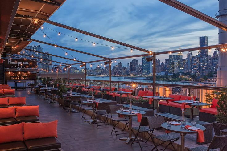 The Best Restaurants on Rooftops in NYC  #thrillist