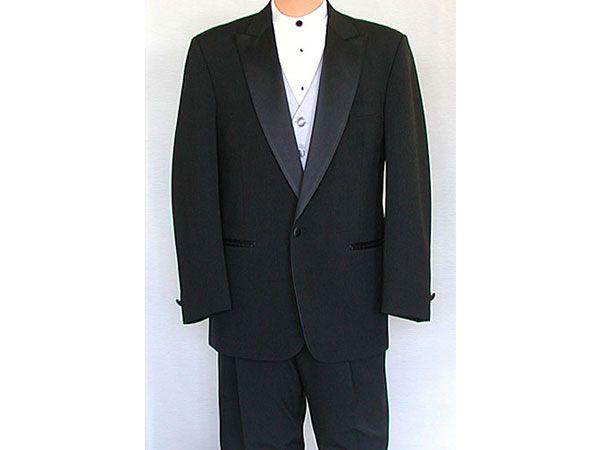 Cuello mandarín / traje de novio