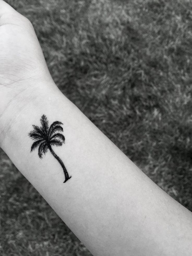 best 25 palm tree tattoos ideas on pinterest ankle tattoo palm tree tattoo ankle and tattoos. Black Bedroom Furniture Sets. Home Design Ideas